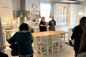 Die Küche: Mehr als nur ein Ort zum Zubereiten von Mahlzeiten in den Wohnungen an der Algarve.