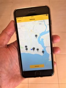 """Berliner Ballen-App """"Bolinhas"""" von der Algarve"""