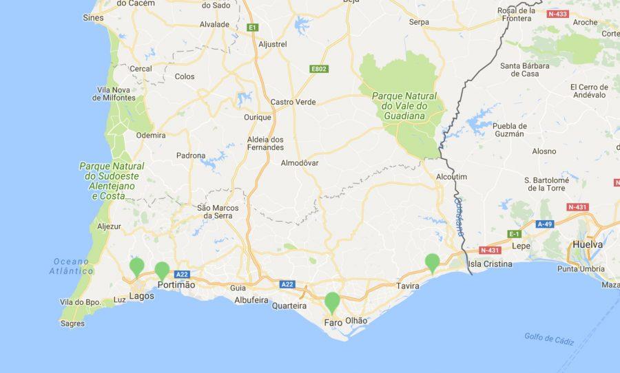 Waldbrande Und Beben Erschrecken Portugal Algarve Fur Entdecker