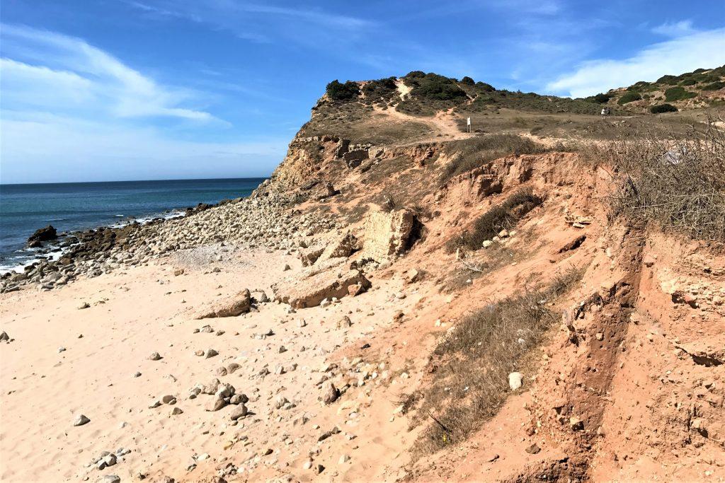 Archäologen stoßen an der Algarve auf römische Tanks für Fischsoßen-Produktion