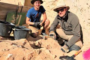 Archäologen aus Marburg forschen an der Algarve bei Boca do Rio