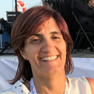 Dalia Paulo ist Programmmanagerin von 365 Algarve