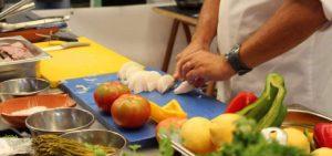 Mittelmeer-Diät als Messe in der Algarve-Stadt Tavira