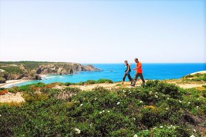 Im Herbst zieht es Wanderer gern an die West-Algarve