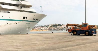Algarve-News über Rekord an Kreuzfahrtpassagieren an der Algarve