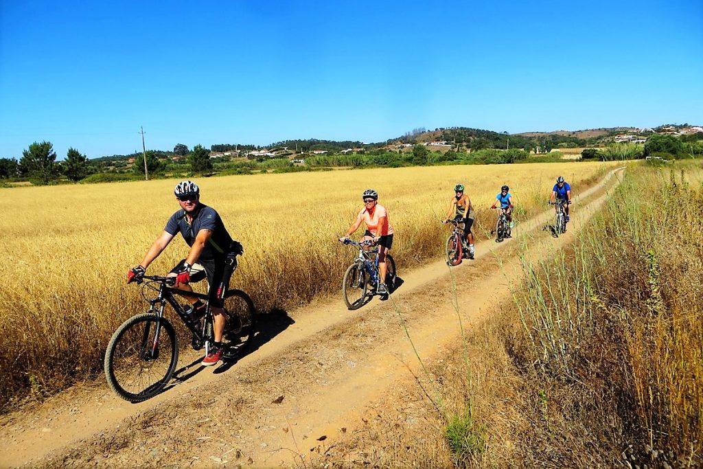 Promotion für die Algarve als Reiseziel für Wanderer und Radfahrer