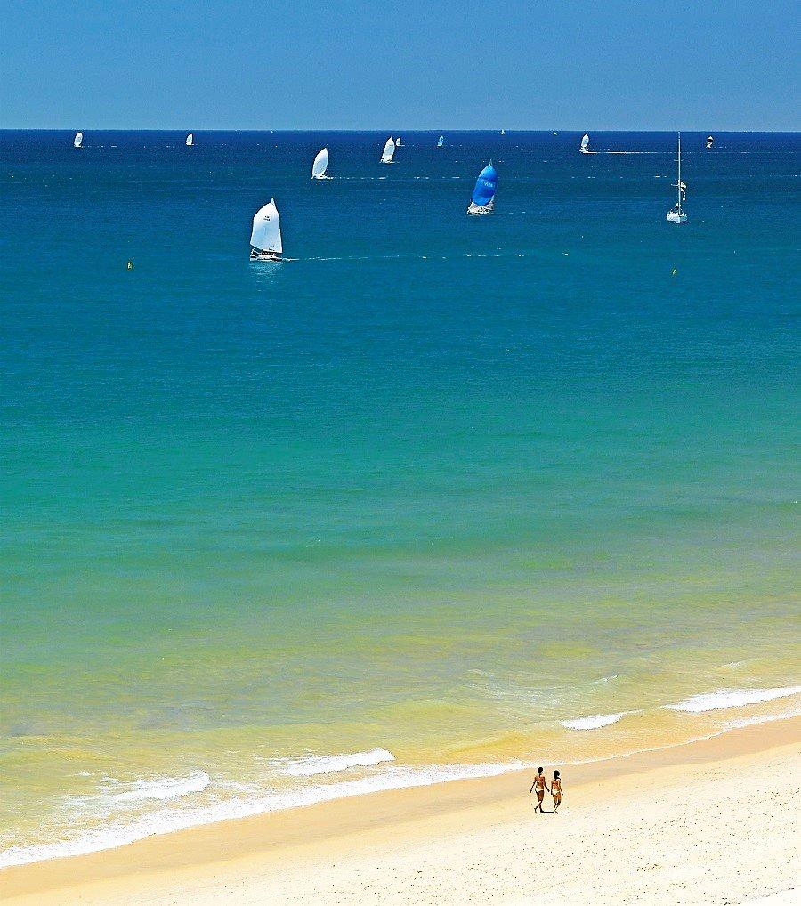 Reisetipps für beste Reisezeiten und Reisewetter an der Algarve