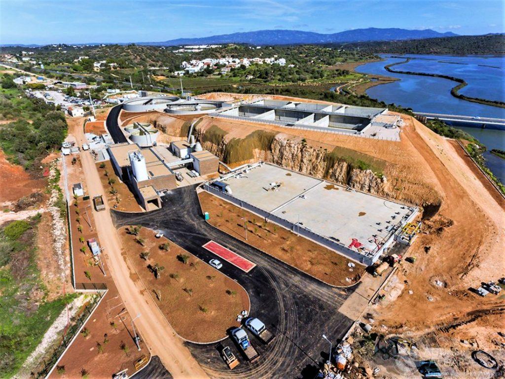 Kläranlage in Portimao reinigt Abwässer von bis zu 140.000 Einwohnern