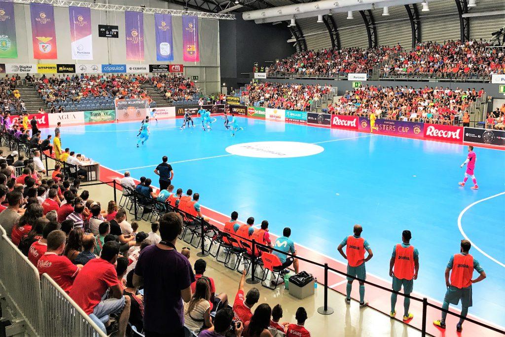 Algarve-August bringt Hallenfußball-Wettbewerb nach Portimao