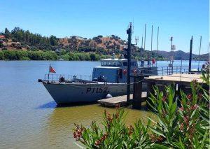 Algarve News zu Schnellboot-Einsatz der Marine Portugals in Alcoutim