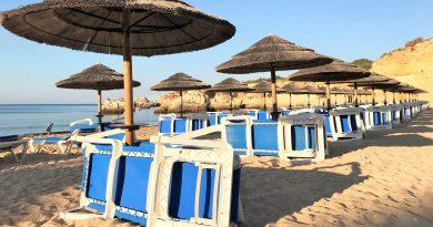 Übernachtungen an der Algarve gingen im ersten Halbjahr 2018 um zwei Prozent zurück