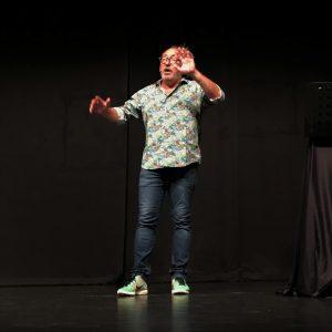 Urban Priol arbeitet sich als Kabarettist an den Mächtigen ab