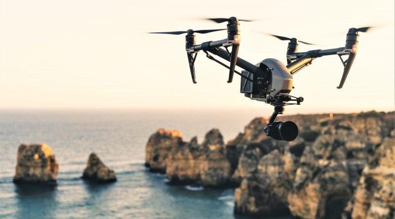 Drohnenflüge über die Algarve erfordern viele Vorbereitungen und Genehmigungen