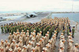 Algarve News über Marine-Manöver GRUFLEX im Golf von Cadiz