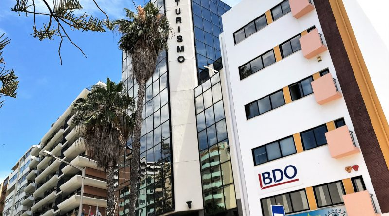 Tourismusförderer der Algarve haben ihr Hauptquartier in Faro