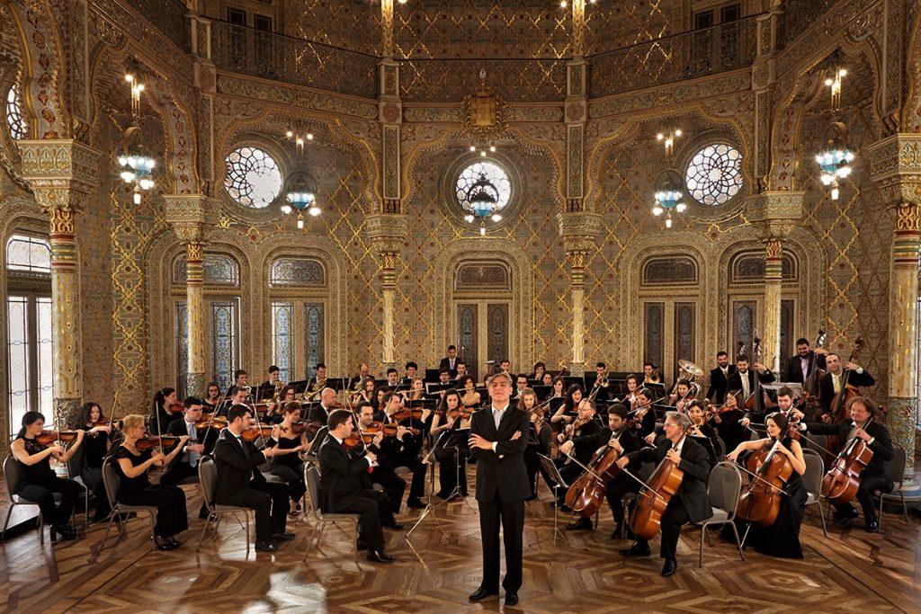 Algarve-Januar mit Klassik-Musik auf dem Kulturprogramm