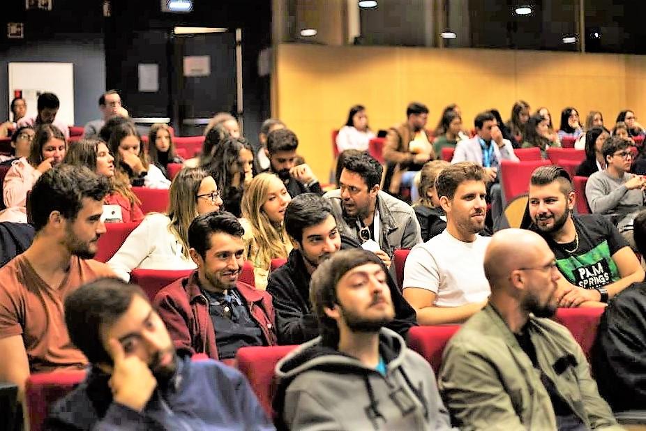 Algarve News über steigende Studierenden-Zahlen an der Universität der Algarve in Faro