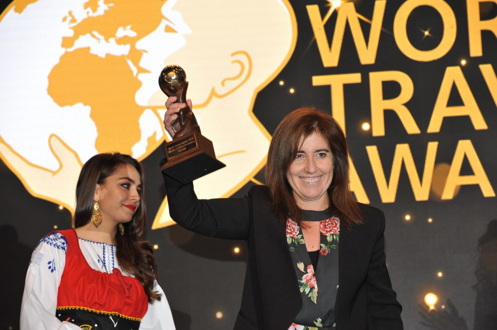 Algarve News über World Travel Awards für Portugal als führende Reisedestination 2018