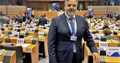 Bürgermeister Rui Andre aus Monchique an der Algarve appelliert an Touristen