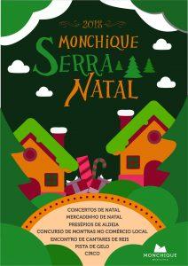 ZIrkus beendet das Dezember-Programm vor und nach Weihnachten in Monchique an der Algarve