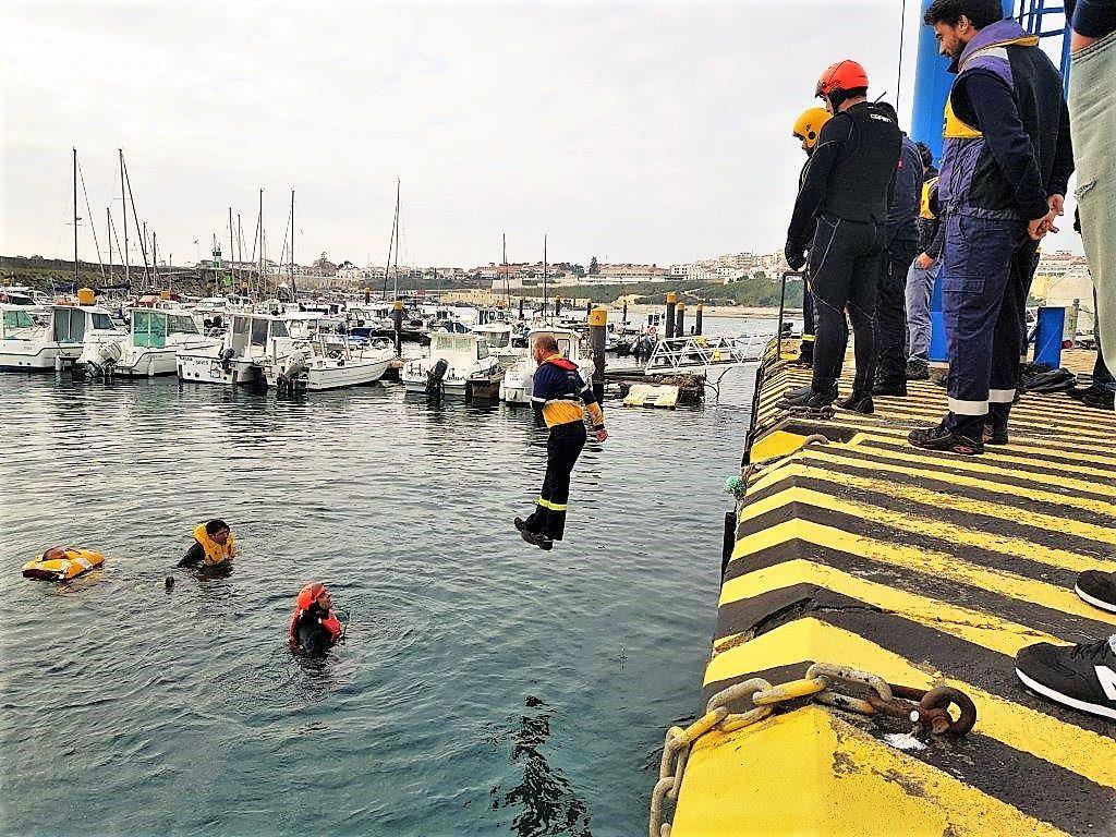 Algarve News über Sicherheitsübung in den Häfen Sines und Portimao