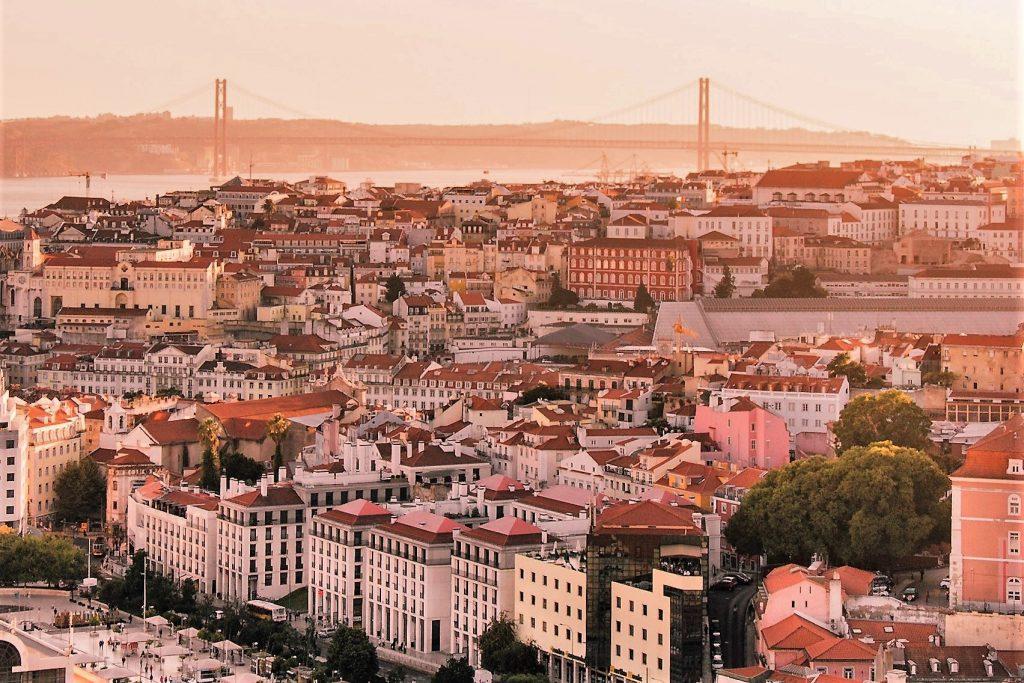 Brückentage verlängern auch einen Städte-Kurztrip, etwa nach Lissabon
