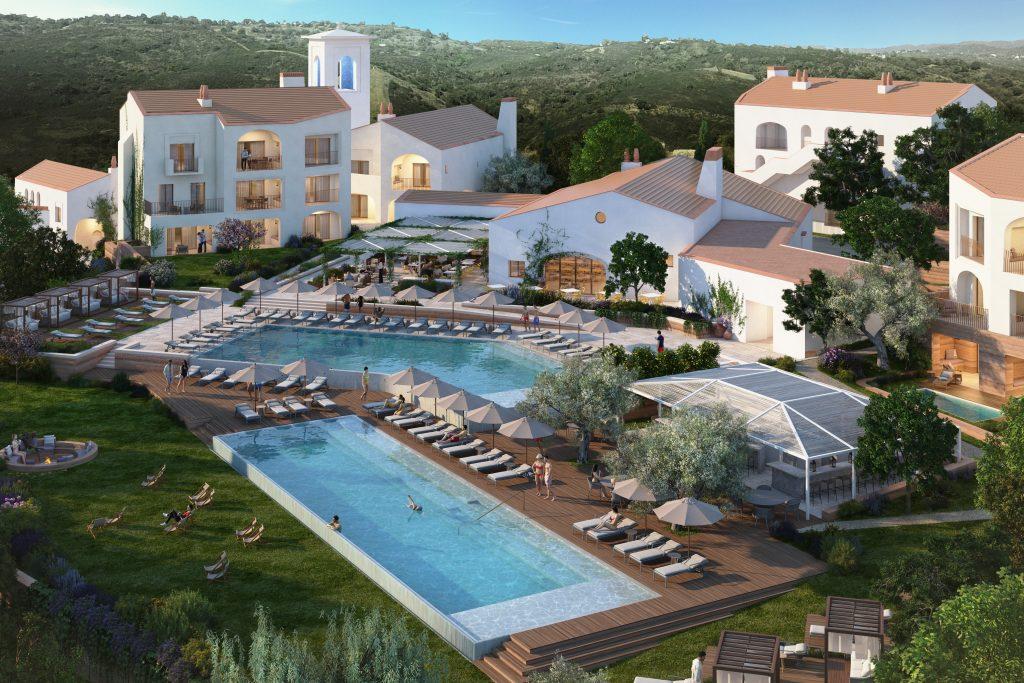 Hotels und Projekte machen auch das Hinterland der Algarve attraktiver