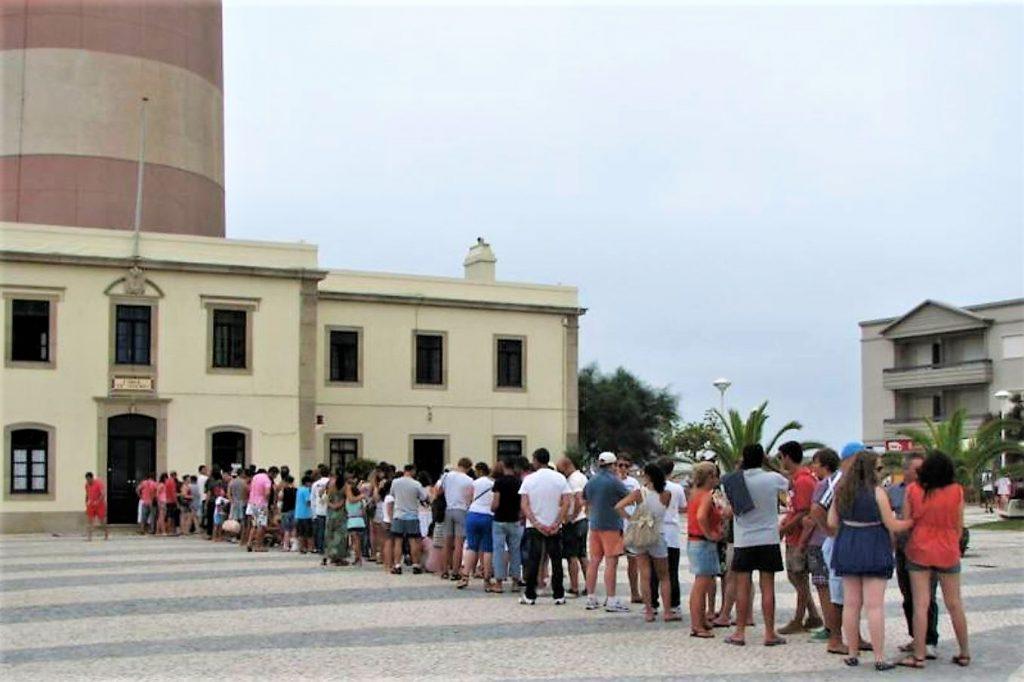 Leuchttürme in Portugal stark nachgefragt bei Besuchern
