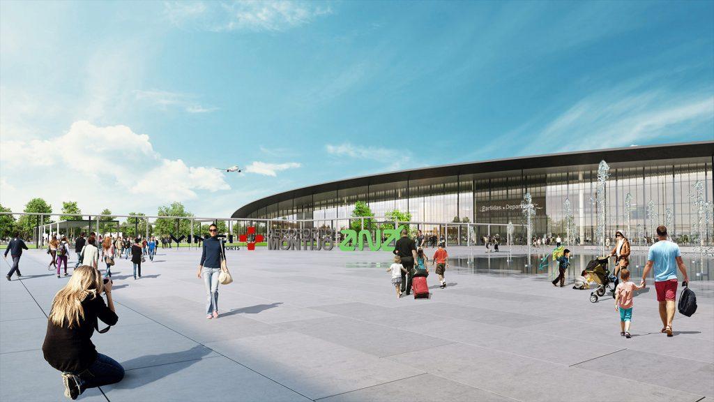 Montijo soll als zweiter Flughafen von Lissabon ein modernes Terminal bekommen
