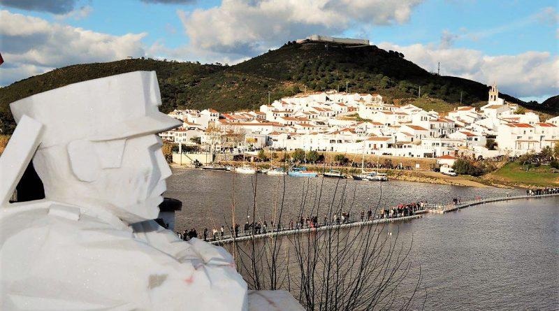 Algarve-März 2019 mit Schmuggler-Festival in Alcoutim am Guadiana