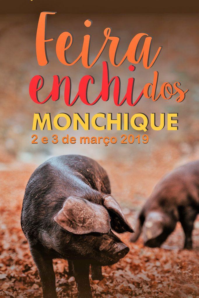 Algarve-März mit Wurstmesse in Monchique