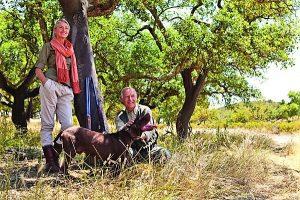 Alqueva-Stausee und die Serra de S. Mamede ziehen viele Naturtouristen in den Alentejo