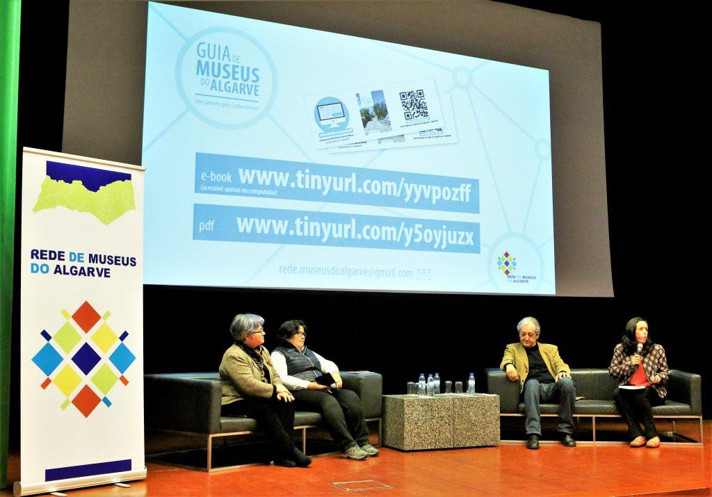 Museumsführer der Algarve in Portimao vorgestellt