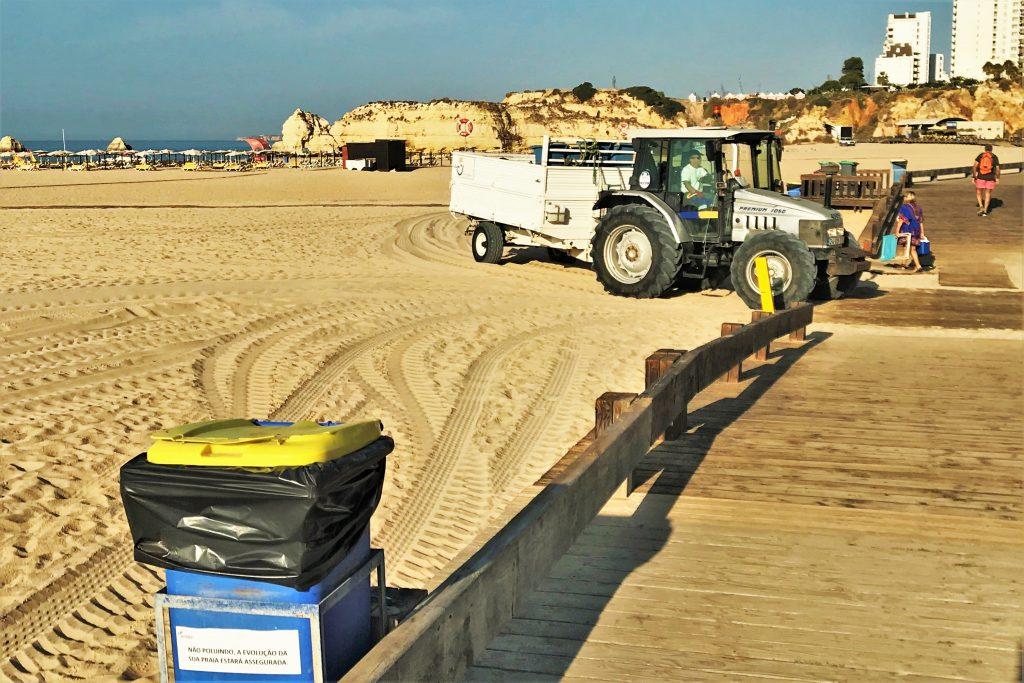 Algarve News zu Strand-Säuberungen vor Beginn der Badesaison 2019