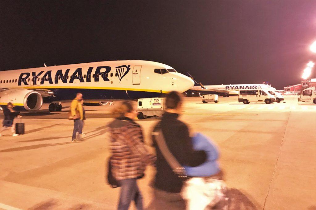 Algarve-Passagiere nutzen oft Ryanair auf Deutschland-Flügen, z.B. nach Memmingen