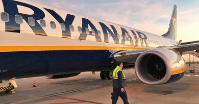 Algarve-Passagiere von Ryanair in Schrecken wegen technischen Defekts vor Landung in Memmingen