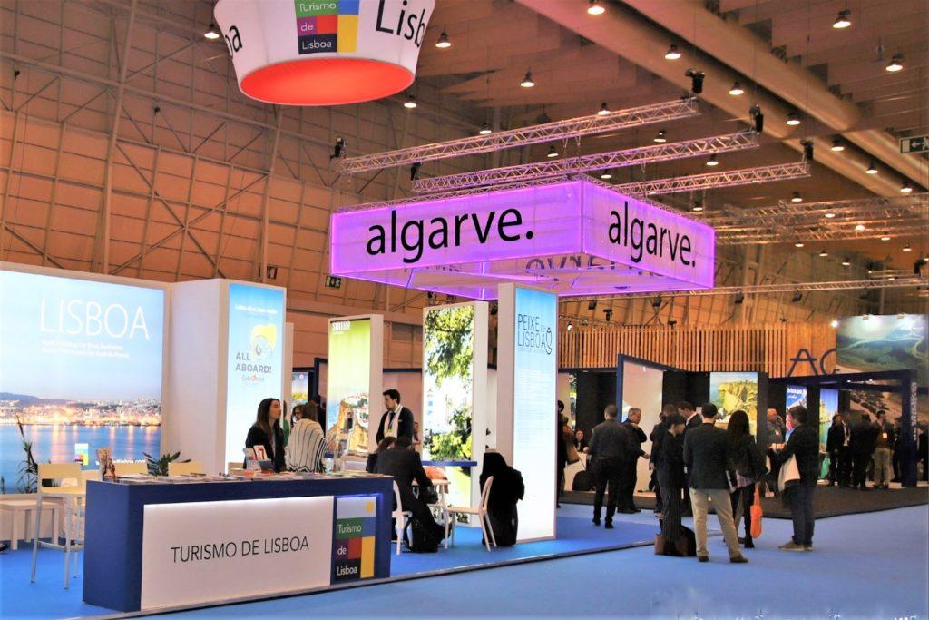 App und andere Tourismus-Innovationen auf dem Algarve-Stand der BTL vorgestellt