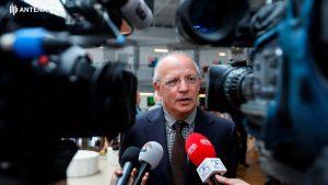 Maas ist bei Madeira-Besuch begleitet von portugiesischem Amtskollegen Santos Silva