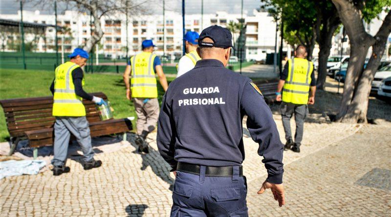 Resozialisierung von Häftlingen an der Algarve rund um Ostern 2019