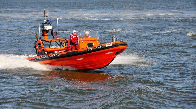 Unglücksfälle mit Schwimmern bringen die Rettungsboote der Algarve zum Einsatz