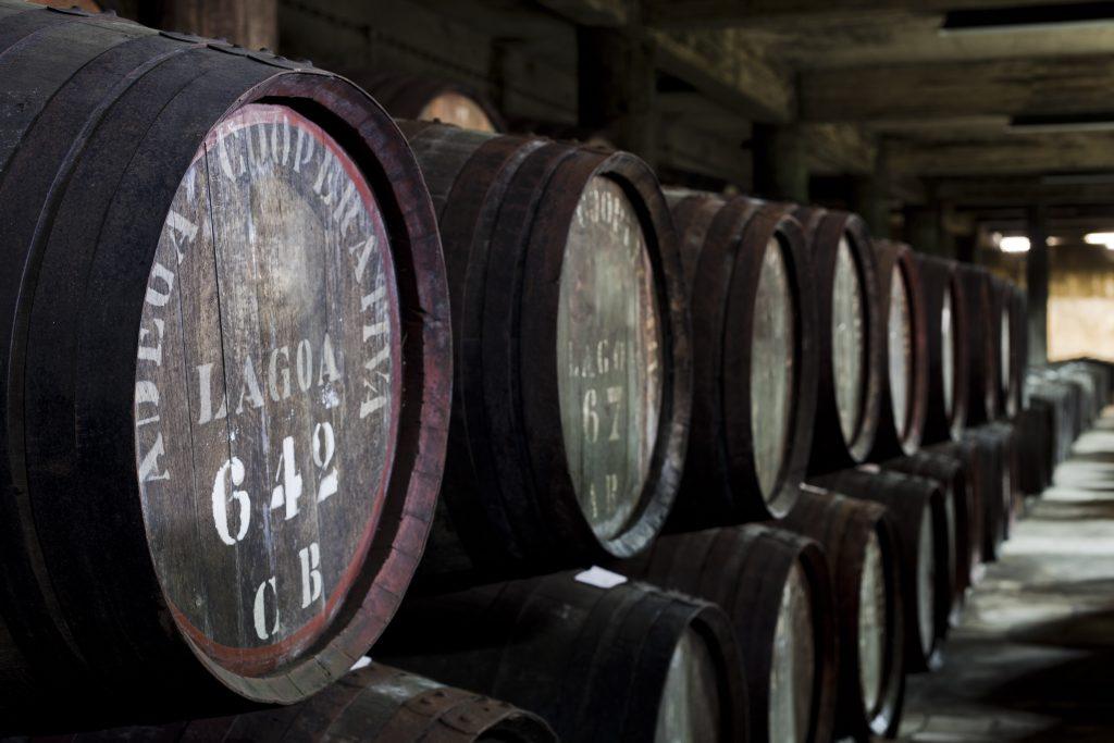Mehr Weißwein in Fässer abzufüllen ist das Anliegen des Winzerverbands der Algarve
