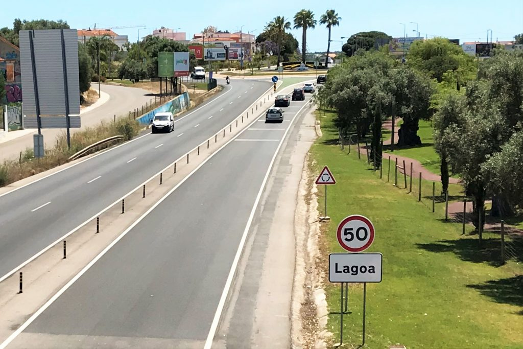 5G wird in Lagoa an der Algarve auch für Verkehrslenkung getestet
