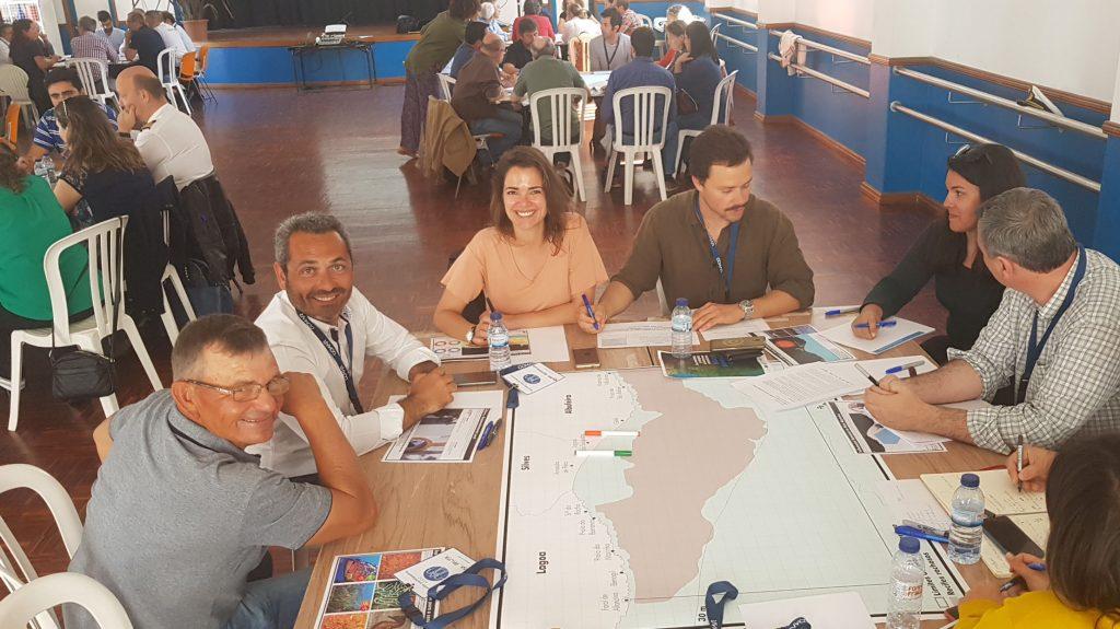Algarve News zu Planung von maritimem Schutzgebiet vor Küste in Armação de Pêra