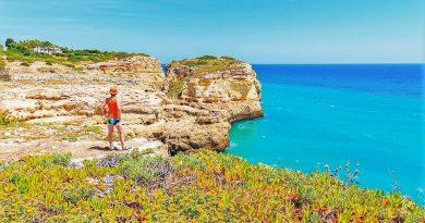 Hängetäler der Algarve sind bester Wanderweg Europas