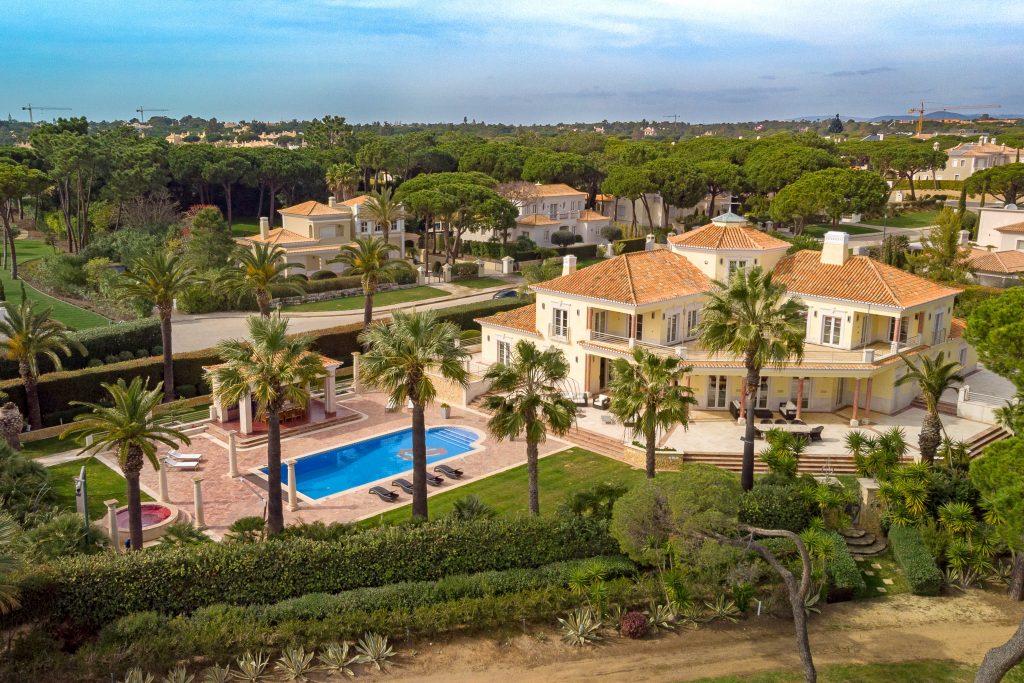 Versteigerung von teuerster Luxus-Villa der Algarve findet online statt - ohne Mindestgebot