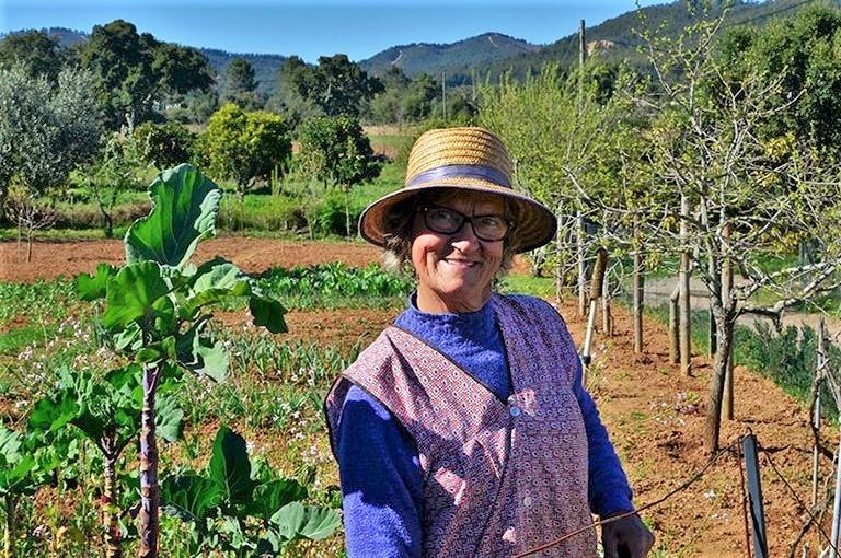 Wanderwege führen zur Bevölkerung im Westen der Algarve und des Alentejo