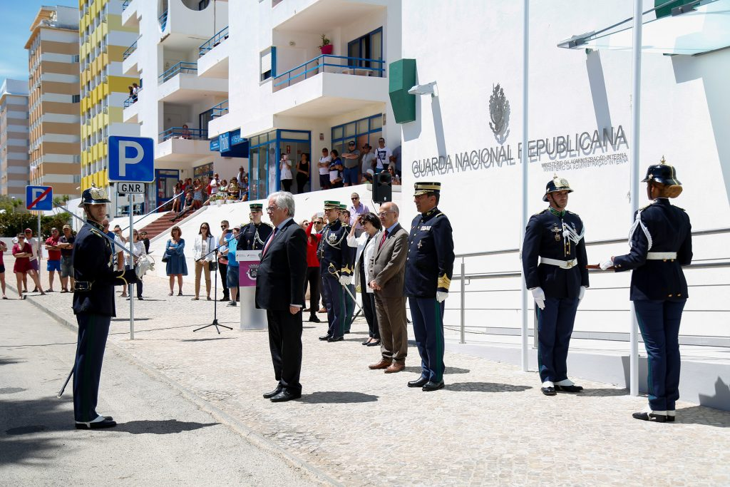 Algarve News über Polizei-Verstärkung im Sommer 2019
