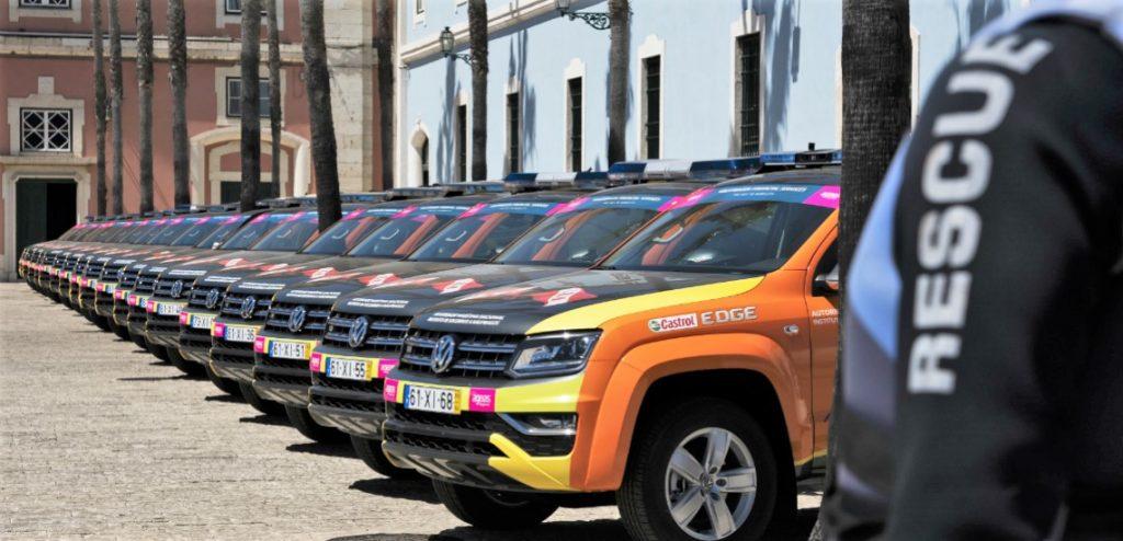 Algarve News zu Pick-ups von Volkswagen für Lebensretter an Stränden