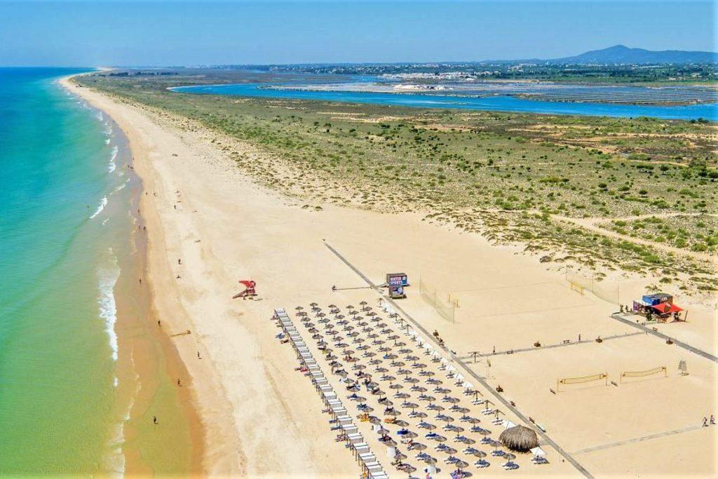 Algarve News über Strände mit null Verschmutzung