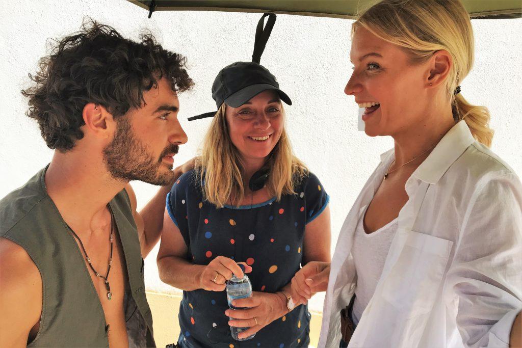 Liebeskomödie für ZDF-Herzkino in Ferragudo an der Algarve mit Bea Brocks gedreht